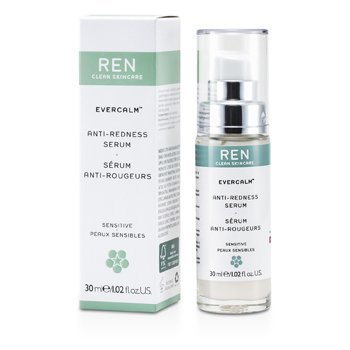 Ren Evercalm Anti-Redness Serum (For Sensitive Skin)  30ml/1.02oz