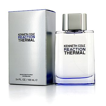 Kenneth Cole Reaction Thermal Eau De Toilette Spray  100ml/3.4oz