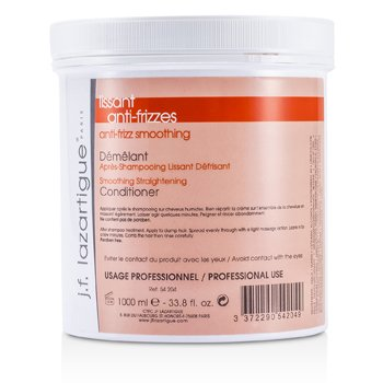 J. F. Lazartigue Smoothing Straightening Conditioner (Salon Product)  1000ml/33.8oz