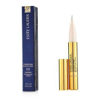 Estee Lauder Double Wear Brush On Glow BB Highlighter - # 2C Light Medium (Cool)  2.2ml/0.07oz