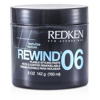 Redken Styling Rewind 06 Pliable Styling Paste  150ml/5oz