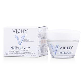 Vichy Nutrilogie 2 Intense Cream (For Very Dry Skin)  50ml/1.69oz
