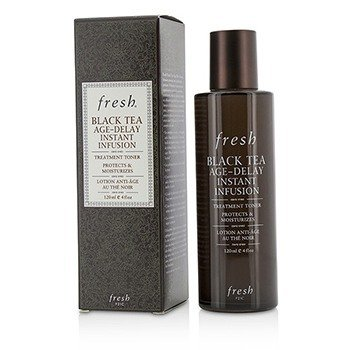 Fresh Black Tea Age-Delay Instant Infusion  120ml/4oz