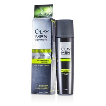 Olay Refreshing Energy Post Shave Toner  150ml/5oz