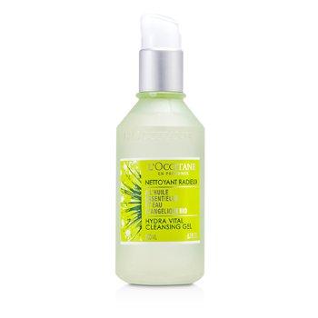 L'Occitane Angelica Hydra Vital Cleansing Gel  200ml/6.7oz