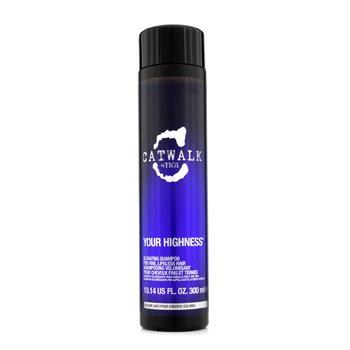Tigi Catwalk Your Highness Elevating Shampoo - For Fine, Lifeless Hair (New Packaging)  300ml/10.14oz