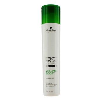 Schwarzkopf BC Volume Boost Shampoo - For Fine Hair (New Packaging)  250ml/8.4oz