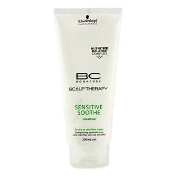 Schwarzkopf BC Scalp Therapy Sensitive Soothe Shampoo (For Dry or Sensitive Scalps)  200ml/6.7oz