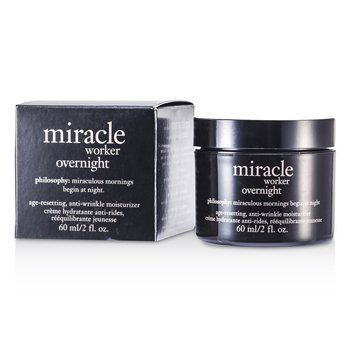 Philosophy Miracle Worker Overnight Moisturizer  60ml/2oz