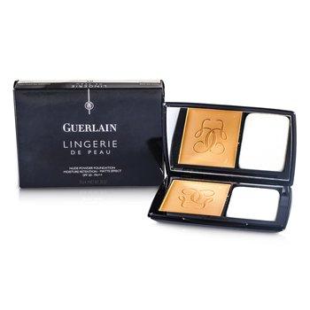 Guerlain Lingerie De Peau Nude Powder Foundation SPF 20 - # 05 Beige Fonce  10g/0.35oz