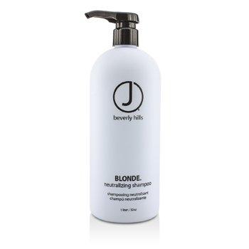 J Beverly Hills Blonde Neutralizing Shampoo  1000ml/32oz