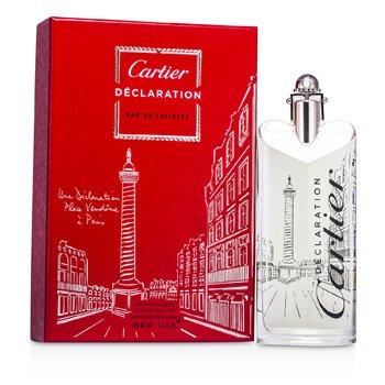 Cartier Declaration Eau De Toilette Spray (Limited Edition)  100ml/3.3oz