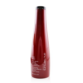 Shu Uemura Color Lustre Brilliant Glaze Shampoo (For Color-Treated Hair)  300ml/10oz