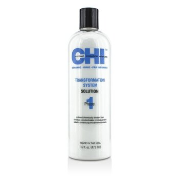 CHI Transformation System Phase 1 - Solution Formula B (For Colored/Chemically Treated Hair)  473ml/16oz