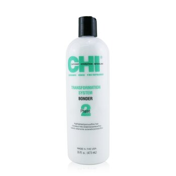CHI Transformation System Phase 2 - Bonder Formula C (For Highlighted/Porous/Fine Hair)  473ml/16oz
