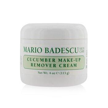 Mario Badescu Cucumber Make-Up Remover Cream - For Dry/ Sensitive Skin Types  118ml/4oz