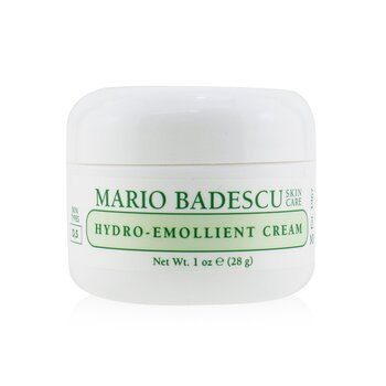 Mario Badescu Hydro Emollient Cream - For Dry/ Sensitive Skin Types  29ml/1oz