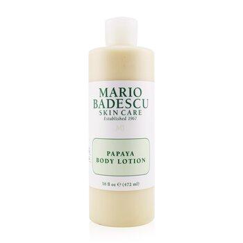 Mario Badescu Papaya Body Lotion - For All Skin Types  472ml/16oz
