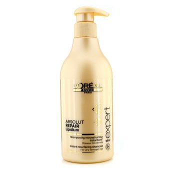L'Oreal Professionnel Expert Serie - Absolut Repair Lipidium Instant Resurfacing Shampoo (For Very Damaged H  500ml/16.9oz