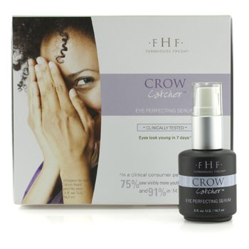 Farmhouse Fresh Crow Catcher Eye Perfecting Serum  14.7ml/0.5oz