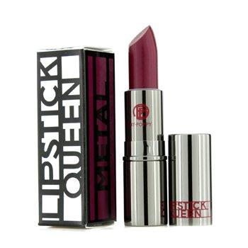 Lipstick Queen The Metal Lipstick - # Wine Metal (Metallic Deep Burgundy)  3.8g/0.13oz