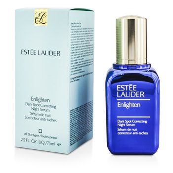 Estee Lauder Enlighten Dark Spot Correcting Night Serum  75ml/2.5oz