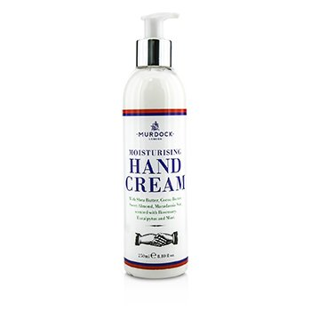 Murdock Original Moisturising Hand Cream  250ml/8.8oz
