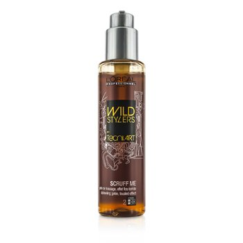 L'Oreal Professionnel Wild Styles by Tecni.Art Scruff Me Disheveling Gelee (Tousled-Effect)  150ml/5oz