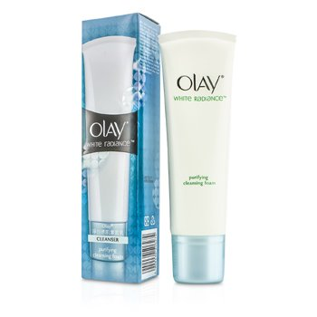 Olay White Radiance Purifying Cleansing Foam  125g/4.4oz