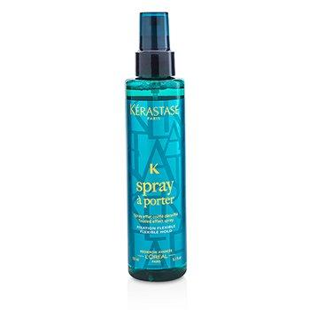 Kerastase Styling Spray A Porter Tousted Effect Spray (Fixation Flexible, Flexible Hold)  150ml/5.1oz