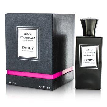 Evody Reve D'Anthala Eau De Parfum Spray  100ml/3.4oz