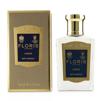 Floris Limes Bath Essence  50ml/1.7oz