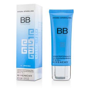 Givenchy Nude Look BB Cream Multi-Perfecting Glow Moisturizer SPF 30 PA++ #02 Medium Beige  40ml/1.35oz