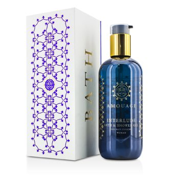 Amouage Interlude Bath & Shower Gel  300ml/10oz