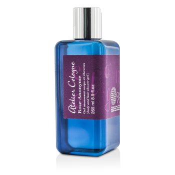 Atelier Cologne Rose Anonyme Body & Hair Shower Gel  265ml/8.9oz