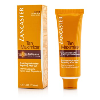 Lancaster Tan Maximizer Soothing Moisturizer Repairing After Sun  50ml/1.7oz