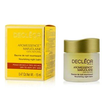 Decleor Aromessence Marjolaine Nourishing Night Balm (Dry to Very Dry Skin)  15ml/0.5oz