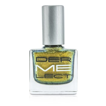Dermelect ME Nail Lacquers - Gilded (Textured Patina)  11ml/0.4oz