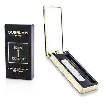 Guerlain Ecrin 1 Couleur Long Lasting Eyeshadow - # 10 White Ever  2g/0.07oz