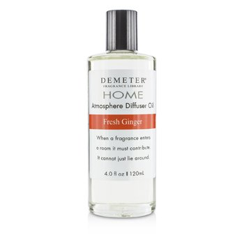 Demeter Atmosphere Diffuser Oil - Fresh Ginger  120ml/4oz