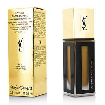 Yves Saint Laurent Le Teint Encre De Peau Fusion Ink Foundation SPF18 - # BD65 Beige Dore  25ml/0.84oz