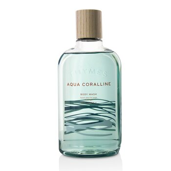 Thymes Aqua Coralline Body Wash  270g/9.25oz