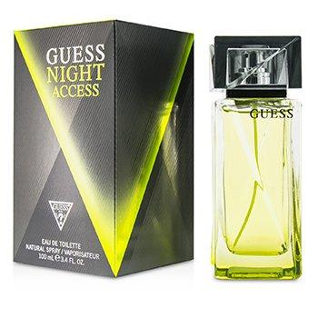 Guess Night Access Eau De Toilette Spray  100ml/3.4oz