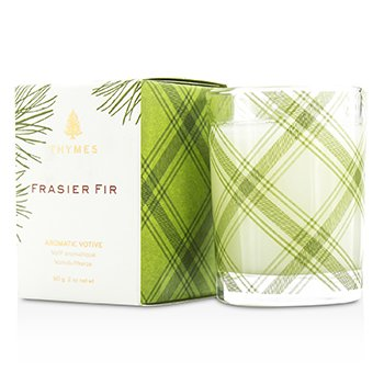 Thymes Aromatic Votive Candle - Frasier Fir  60g/2oz