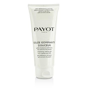 Payot Les Demaquillantes Gelee Gommante Douceur Exfoliating Melting Gel - Salon Size  200ml/6.7oz