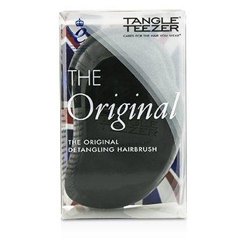 Tangle Teezer The Original Detangling Hair Brush - # Panther Black (For Wet & Dry Hair)  1pc