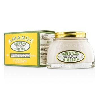 L'Occitane Almond Velvet Balm  200ml/7oz