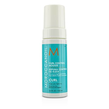 Moroccanoil Curl Control Mousse (For Curly to Tightly Spiraled Hair)  150ml/5.1oz