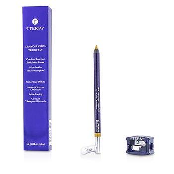 By Terry Crayon Khol Terrybly Color Eye Pencil (Waterproof Formula) - # 15 Gold Ornamenet  1.2g/0.04oz