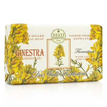 Nesti Dante Dei Colli Fiorentini Triple Milled Vegetal Soap - Broom  250g/8.8oz